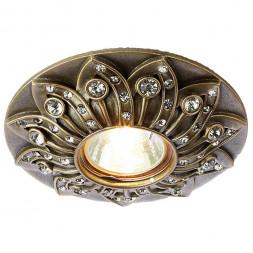 Встраиваемый светильник Ambrella light Desing D4455 SB