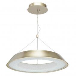Подвесной светодиодный светильник De Markt Перегрина 4 703011001