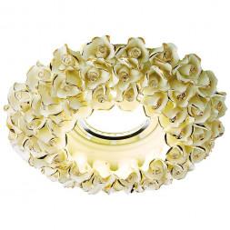 Встраиваемый светильник Ambrella light Desing D5505 W/G
