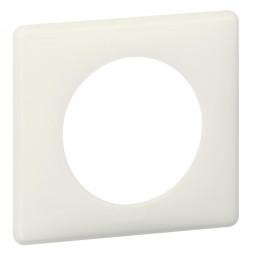 Рамка 1-постовая Legrand Celiane белая перкаль 066701