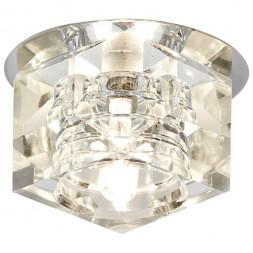 Встраиваемый светильник Ambrella light Desing D605 CL/CH