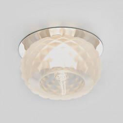 Встраиваемый светильник Ambrella light Desing D7323 W/CH