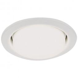 Встраиваемый светильник Ambrella light GX53 Classic G101 W