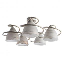 Потолочная люстра Arte Lamp Fabia A1565PL-5WG
