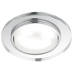 Встраиваемый светильник Ambrella light GX53 Classic G8060 CH