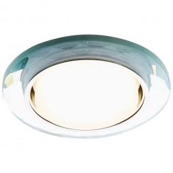 Встраиваемый светильник Ambrella light GX53 Classic G8077 CH