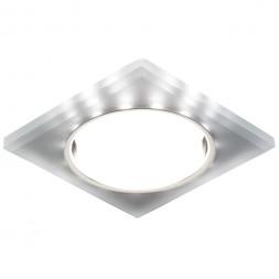 Встраиваемый светильник Ambrella light GX53 LED G215 CH/WH