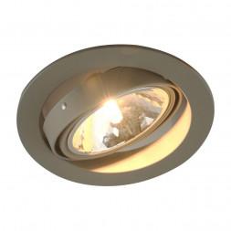 Встраиваемый светильник Arte Lamp A6664PL-1GY
