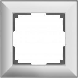 Рамка Fiore на 1 пост белый WL14-Frame-01 4690389109034