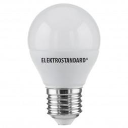 Лампа светодиодная E27 7W 4200K матовая 4690389085406