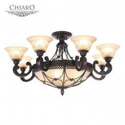 Потолочная люстра Chiaro Айвенго 382012812