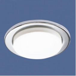 Встраиваемый светильник Elektrostandard 1035 GX53 CH хром 4690389065156