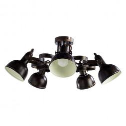 Потолочная люстра Arte Lamp Martin A5216PL-5BR