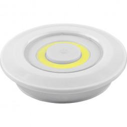 Светодиодный светильник-кнопка Feron FN1207 (3шт.+пульт) 23378