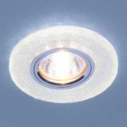 Встраиваемый светильник Elektrostandard 2130 MR16 CL прозрачный 4690389073281
