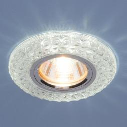 Встраиваемый светильник Elektrostandard 2180 MR16 CL прозрачный 4690389075469