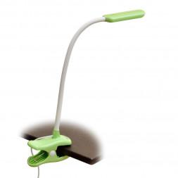 Настольная лампа (UL-00003647) Uniel TLD-554 Green/LED/400Lm/5500K/Dimmer