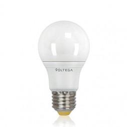 Лампа светодиодная E27 9W 2800К матовая VG2-A2E27warm9W 8343