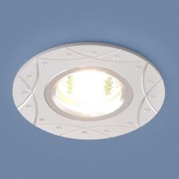 Встраиваемый светильник Elektrostandard 5157 MR16 WH белый 4690389095412