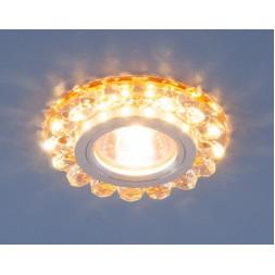 Встраиваемый светильник Elektrostandard 6036 MR16 GD золото 4690389053177