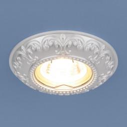 Встраиваемый светильник Elektrostandard 7009 MR16 WH белый 4690389098000