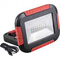 Светодиодный аккумуляторный прожектор-фонарь Feron с зарядным устройством TL911 32725