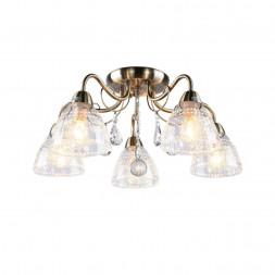 Потолочная люстра Arte Lamp Rugiada A1658PL-5AB