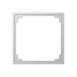Рамка промежуточная для монтажа изделий с крышкой 50х50 Jung A 500 алюминий A590ZAL