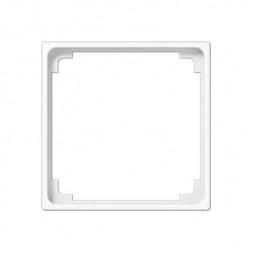 Рамка промежуточная для монтажа изделий с крышкой 50х50 Jung A 500 белая A590ZWW