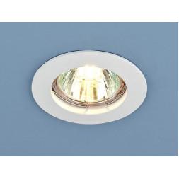 Встраиваемый светильник Elektrostandard 863 MR16 WH белый 4690389055515