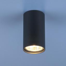Потолочный светильник Elektrostandard 1081 (5256) GU10 GR графит 4690389103834