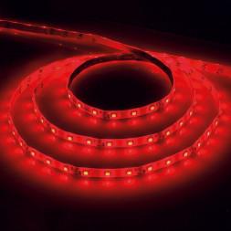 Светодиодная лента Feron 4,8W/m 60LED/m 2835SMD красный 5M LS603 27672