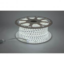 Светодиодная влагозащищенная лента Feron 11W/m 120LED/m 5730SMD холодный белый 50M LS705 32717