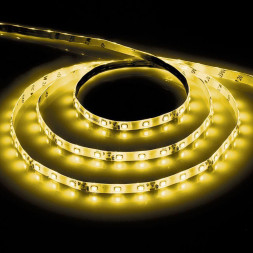 Светодиодная лента Feron 4,8W/m 60LED/m 2835SMD желтый 5M LS603 27670