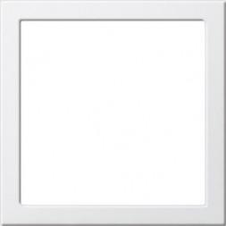 Рамка монтажная Gira System 55 чисто-белый глянцевый 264803