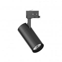 Трековый светодиодный светильник Ideal Lux Quick 28W CRI90 30 4000K BK On-Off