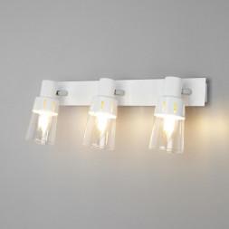 Настенный светильник Eurosvet 20081/3 белый