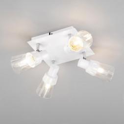 Потолочный светильник Eurosvet 20081/4 белый