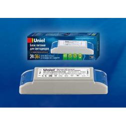 Блок питания (UL-00002436) Uniel UET-VPJ-036B20 24V IP20