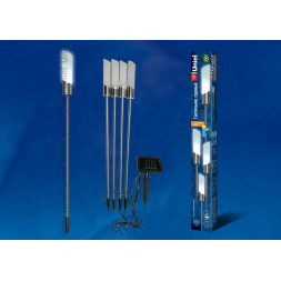 Светильник на солнечных батареях (08674) Uniel Modern USL-M-026/MM590 Flambeau