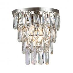 Настенный светильник Lumien Hall Сальваторе LH0037/1W-NK-CL