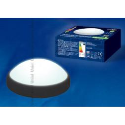 Потолочный светодиодный светильник (11135) Uniel ULW-R03-8W/NW IP65 BLACK