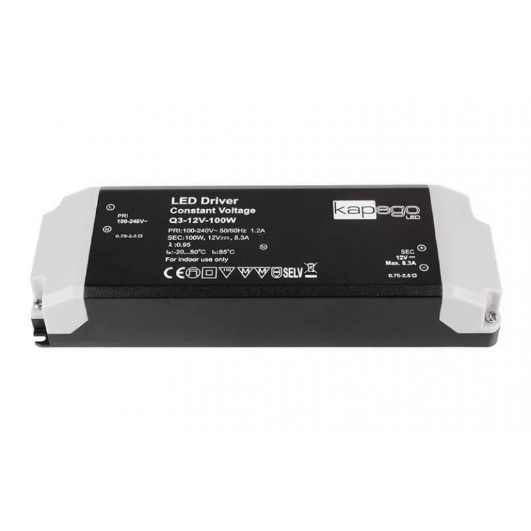Блок питания Deko-Light Q3-12V-100W 862055