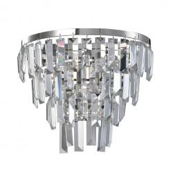 Настенный светильник Lumien Hall Novello LH0039/2W-NK-CL
