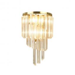 Настенный светильник Lumien Hall Гарленда LH0042/3W-GDCG