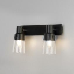 Настенный светильник Eurosvet 20081/2 черный