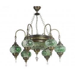 Подвесная люстра Kink Light Марокко 0212-6,07
