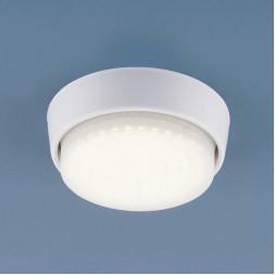 Накладной светильник Elektrostandard 1037 GX53 WH белый 4690389071539