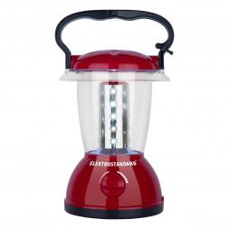 Кемпинговый светодиодный фонарь Elektrostandard Stanley аккумуляторный 213х125 160 лм 4690389101083