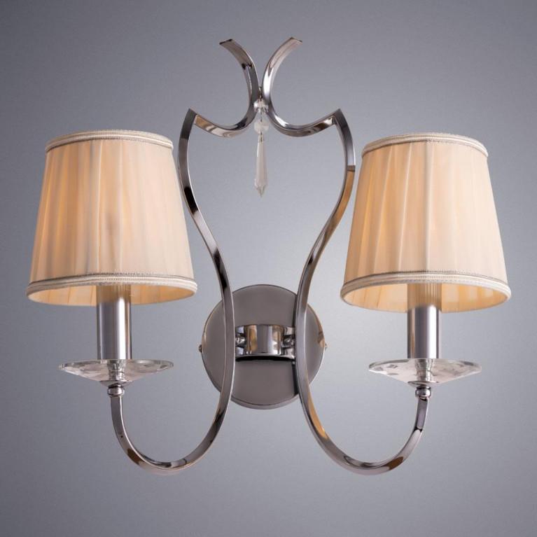 Бра Arte Lamp Andrea A6352AP-2CC
